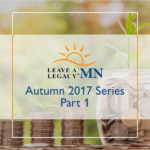 Autumn Series 2017 - Part 1