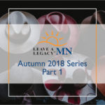 Autumn Series 2018 - Part 1