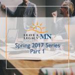 Spring Series 2017 - Part 1