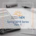 Spring Series 2018 - Part 1