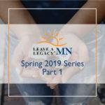 Spring Series 2019 - Part 1