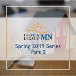 Spring Series 2019 - Part 2